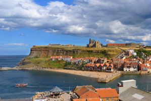 Whitby East Cliff